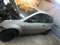 Breaking Ford Fiesta 1.25 Duratec, 2door 54 plate