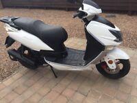 Lexmoto fmx 125cc Scooter