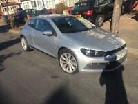 2009 Vw scirocco 1.4 TSI petrol Hpi clear not golf,polo, a3