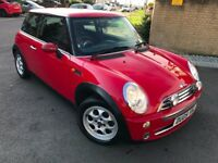 MINI Hatch 1.6 One 3dr, 2005, Hatchback,3 OWNERS,SERVICE HISTORY
