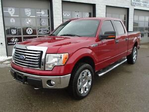 2011 Ford F-150 XLT NAVIGATION CHROME PKG LOW KS