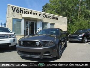2014 Ford Mustang GT 5.0 Convertible! Financement disponible
