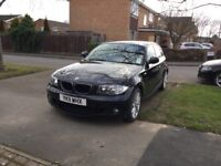 BMW 1 Series 116d M sport diesel (12 months MOT and just had Full service)