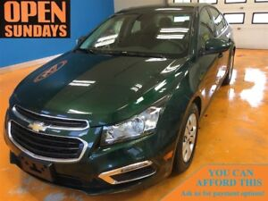 2015 Chevrolet Cruze LT BACK UP CAM! AC! FINANCE NOW!