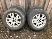 "Land Rover Freelander 2 Wheels & Tyres 17"" Vredestein Wintrak"