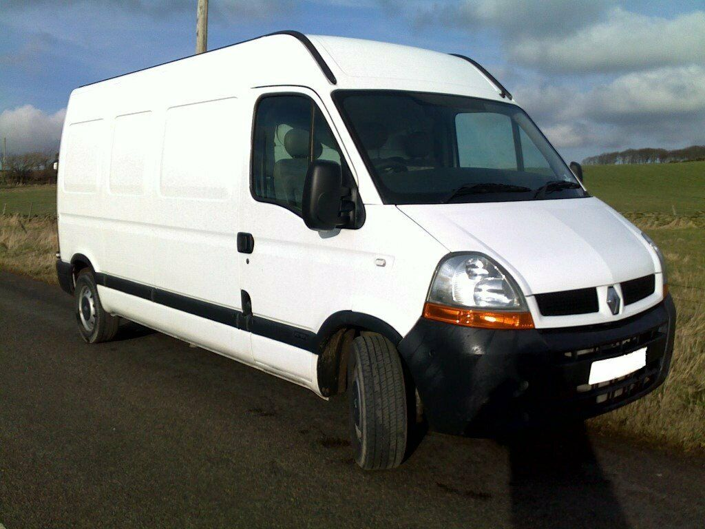 NO VAT* One Owner LWB Renault Master 120 CDi Repair or Spares Nov MOT with  Full History | in Holmfirth, West Yorkshire | Gumtree