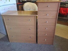 Lovley Bedroom drawer set. - can deliver