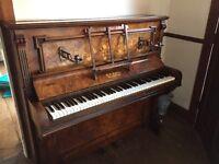 Antique Piano by A.A.Eades