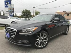 2016 Hyundai Genesis Sedan Ultimate