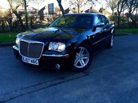 CHRYSLER 300C CRD AUTO 07 PLATE TOP SPEC LOW MILAGE 70K LOOKS AND DRIVES SUPERB PX WELCOME