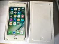 iPhone 6 Unlocked 16GB Excellent condition boxed