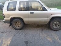 Isuzu Trooper Duty