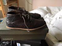 Timberland Men's Revenia Plain Toe Chukka Shoes - size UK6.5