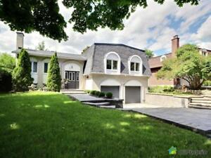 629 000$ - Bungalow à vendre à Kirkland