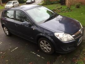 Astra Breaking leather seats alloys evrything
