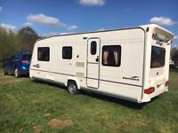 Bailey Pageant Provence Series 5 2006 - Excellent Condition