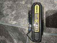 Dewalt 18v battery