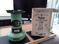 For sale valor minor vintage boiling stove