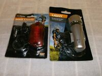 bike lights new and unopened