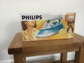 Phillips Steam Iron (NEW)