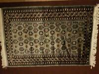 Unusual rug for sale