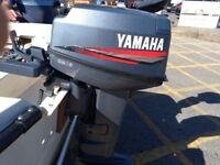 Yamaha 25hp 2stroke long shaft