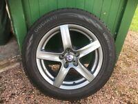 Volvo XC60 Alloy wheels/tyres..