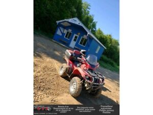 2005 yamaha  Grizzly 660