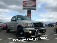 2009 Ford Ranger 4WD SuperCab 126 Sport