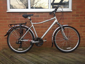 Raleigh Voyager LX gents bike