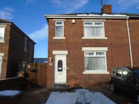 2 Bed Semi-Detached Wallsend.Freehold.Mortgage Free.EPC Grade=B.Only £137,000
