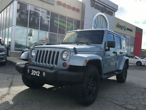2012 Jeep Wrangler 1 OWNER ARCTIC EDITION - NAVIGATION - CLEAN C