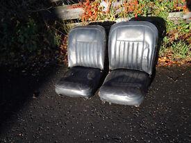MG seats