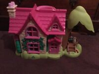ELC Happyland Cherry Lane Cottage Dolls' house