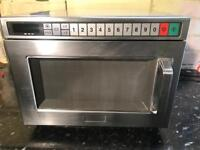 Panasonic Commercial Microwave ne1856 1800w Catering Microwave