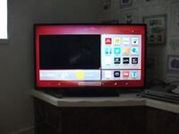 HITACHI 42 INCH SMART TV