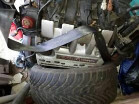 Alfa Romeo 2.0 t spark engine