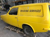 Only Fools And Horses Yellow 3 Wheeler Car Van Del Boy Trotters