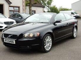 2007 volvo C70 se 2.4 petrol with only 66000 miles, full history, motd feb 2019 all cards welcome