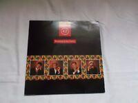 LEVEL 42 RUNNING IN THE FAMILIY VINYL LP RECORD 1980'S