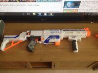 Nerf N Strike Elite Retaliator Blaster Gun