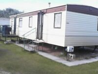INGOLDMELLS 6 BERTH CARAVAN ON PROMENADE SITE