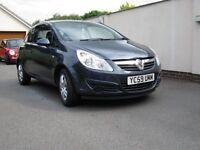 2009 (59) Vauxhall Corsa Active1.2 Petrol. Full service history. Mot to 06/07/17