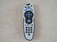 Sky Plus Remote (With Batteries)