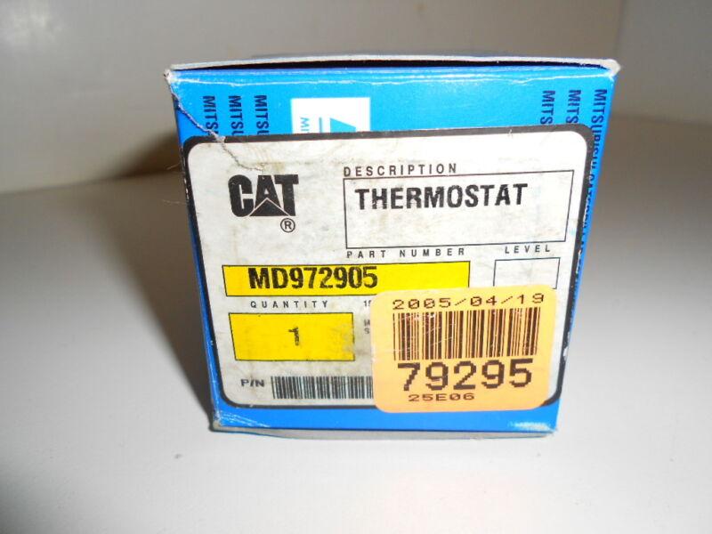NOS! CATERPILLAR THERMOSTAT MD972905