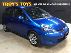 2008 Honda Fit DX- 2 Year Warranty Included
