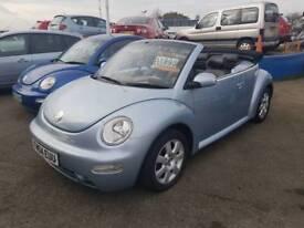 Volkswagen Beetle 1.6 Manual Petrol 2004