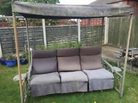 Garden Swing chair sofa