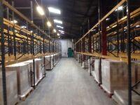 JOB LOT LINK industrial pallet racking ( storage , industrial shelving )
