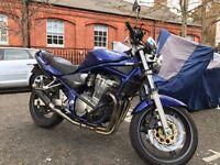 Suzuki Bandit 600cc Blue 2000